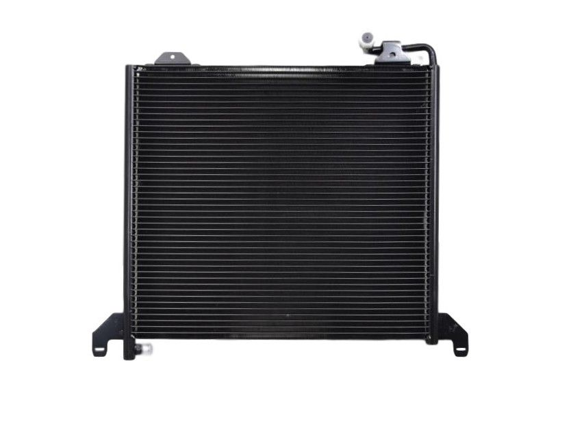 NEW AC CONDENSER BUILT AFTER CHASSIS NUMBER FITS MERCEDES