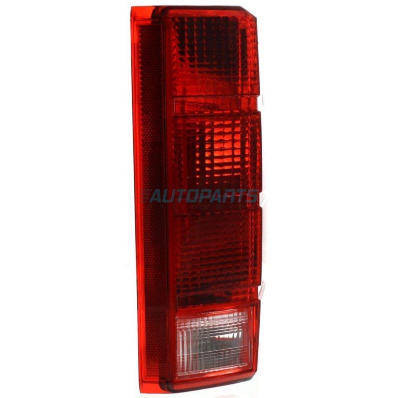 NEW 1980-86 FITS FORD F-SERIES TAIL LIGHT RIGHT SIDE LENS AND HOUSING FO2801102