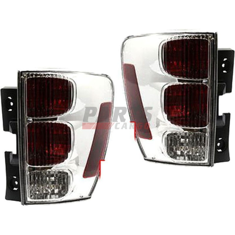 2005-2009 CHEVY EQUINOX TAIL LAMP LIGHT PAIR LEFT AND RIGHT SET