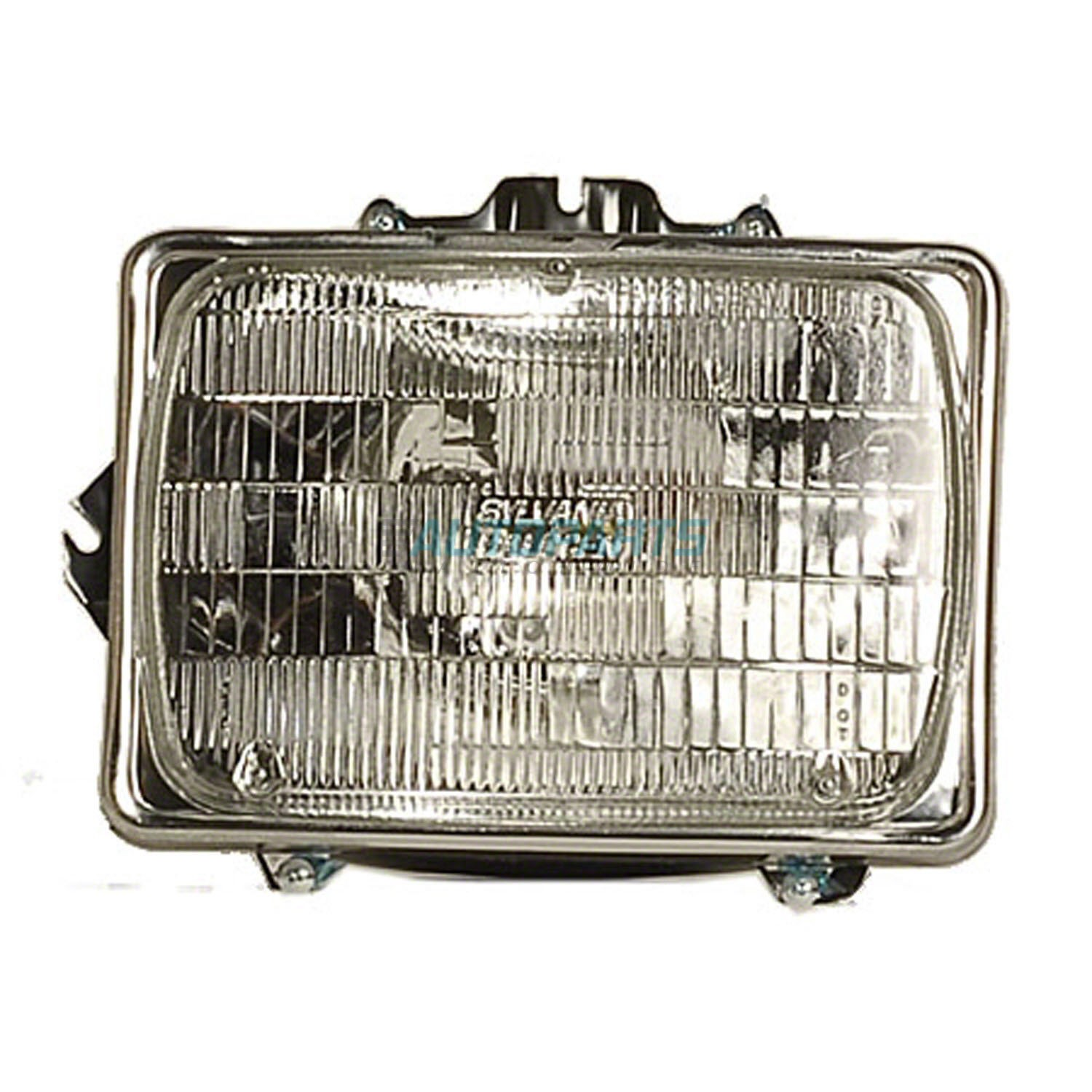 Details about NEW LEFT HEADLIGHT SEALED BEAM FITS 1992-2008 FORD E-150  ECONOLINE FO2500127