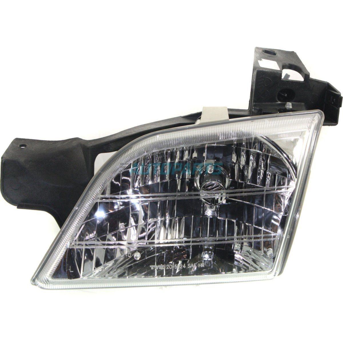 1997 Chevrolet Venture Passenger Transmission: NEW LEFT HALOGEN HEAD LAMP ASSEMBLY FITS 1997-2005