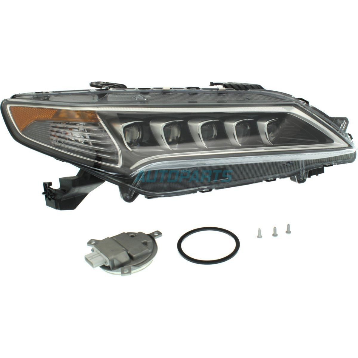 NEW RIGHT SIDE LED HEADLIGHT ASSEMBLY FITS 2015-2017 ACURA