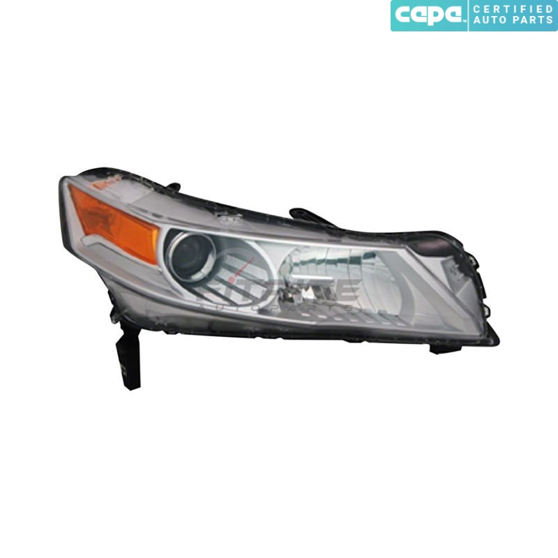 NEW RIGHT SIDE HID HEADLIGHT LENS & HOUSING FOR 2009-11