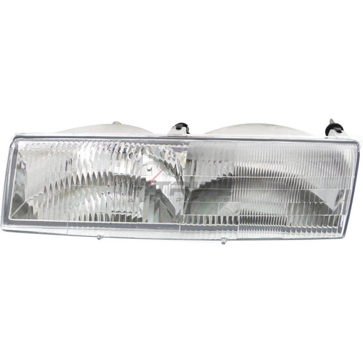Details About New Left Side Headlamp Embly For 1992 1994 Mercury Grand Marquis Fo2502126