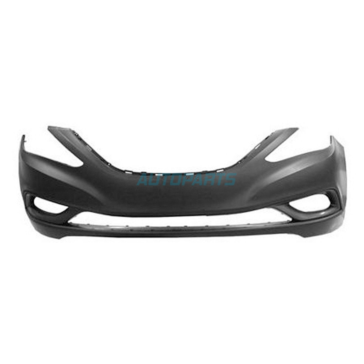 Front BUMPER COVER Primed for 2011-2013 Hyundai Sonata