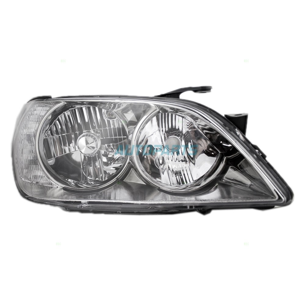 New Replacement HID Headlight Assembly PAIR FOR 2004-05 LEXUS IS300