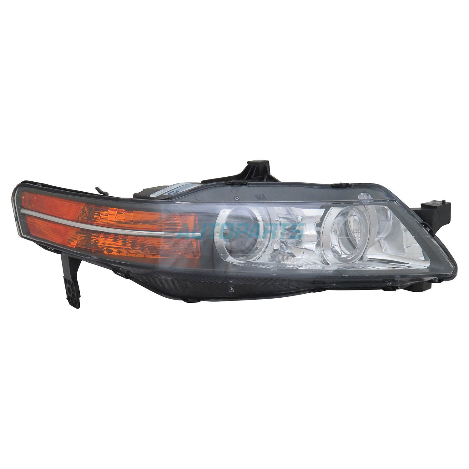NEW RIGHT SIDE HID HEAD LIGHT LENS AND HOUSING FITS 2007