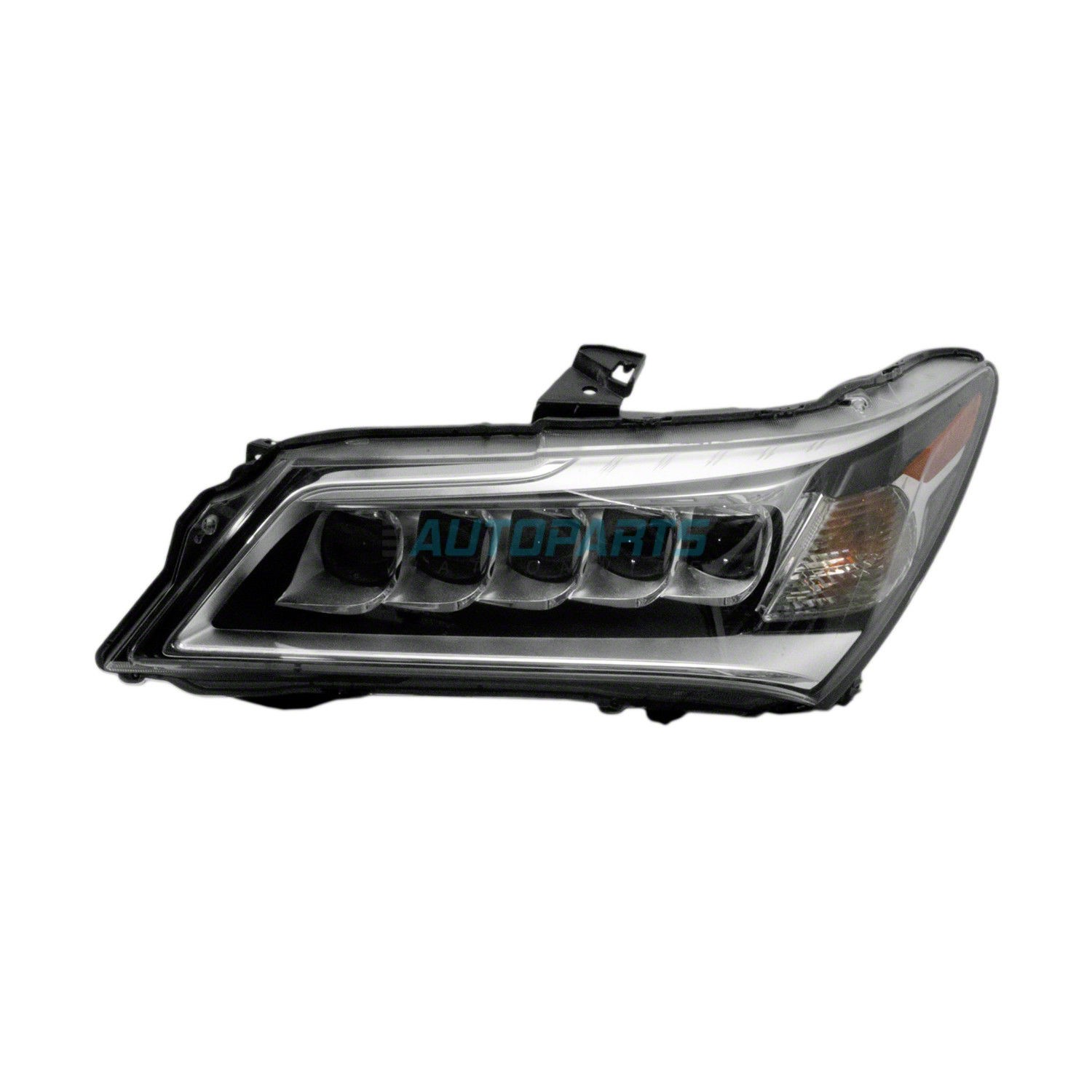NEW LEFT SIDE LED HEADLIGHT ASSEMBLY FITS 2014-2016 ACURA