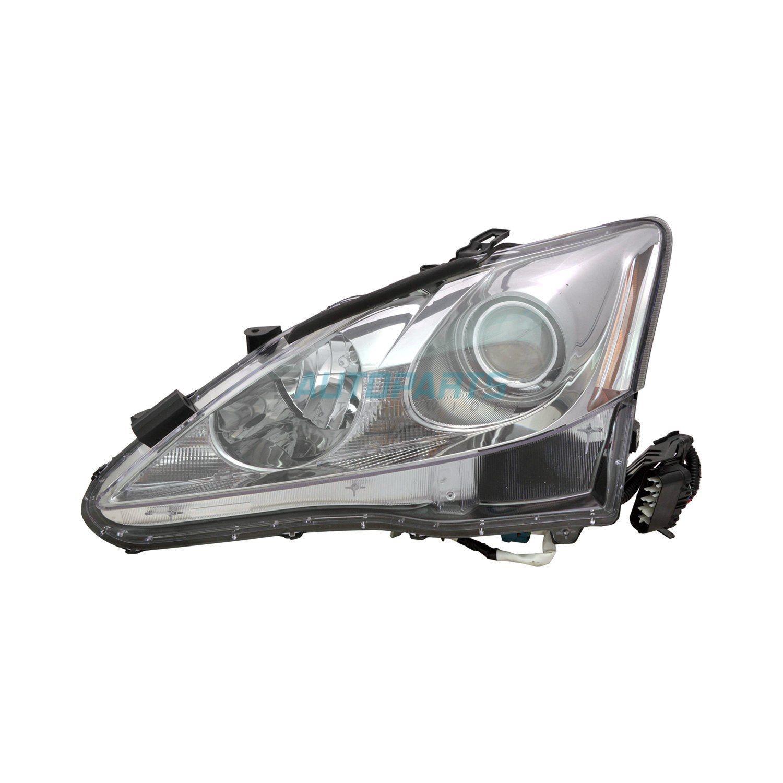 NEW RIGHT SIDE HALOGEN HEAD LIGHT ASSEMBLY FOR 2011-2012 KIA SPORTAGE KI2503148