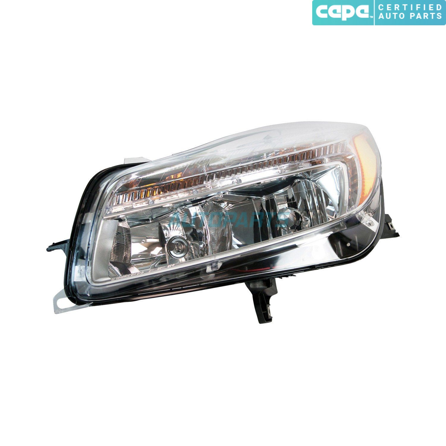 2013 Buick Regal Suspension: NEW LEFT HALOGEN HEADLIGHT ASSEMBLY FITS 2011-2013 BUICK