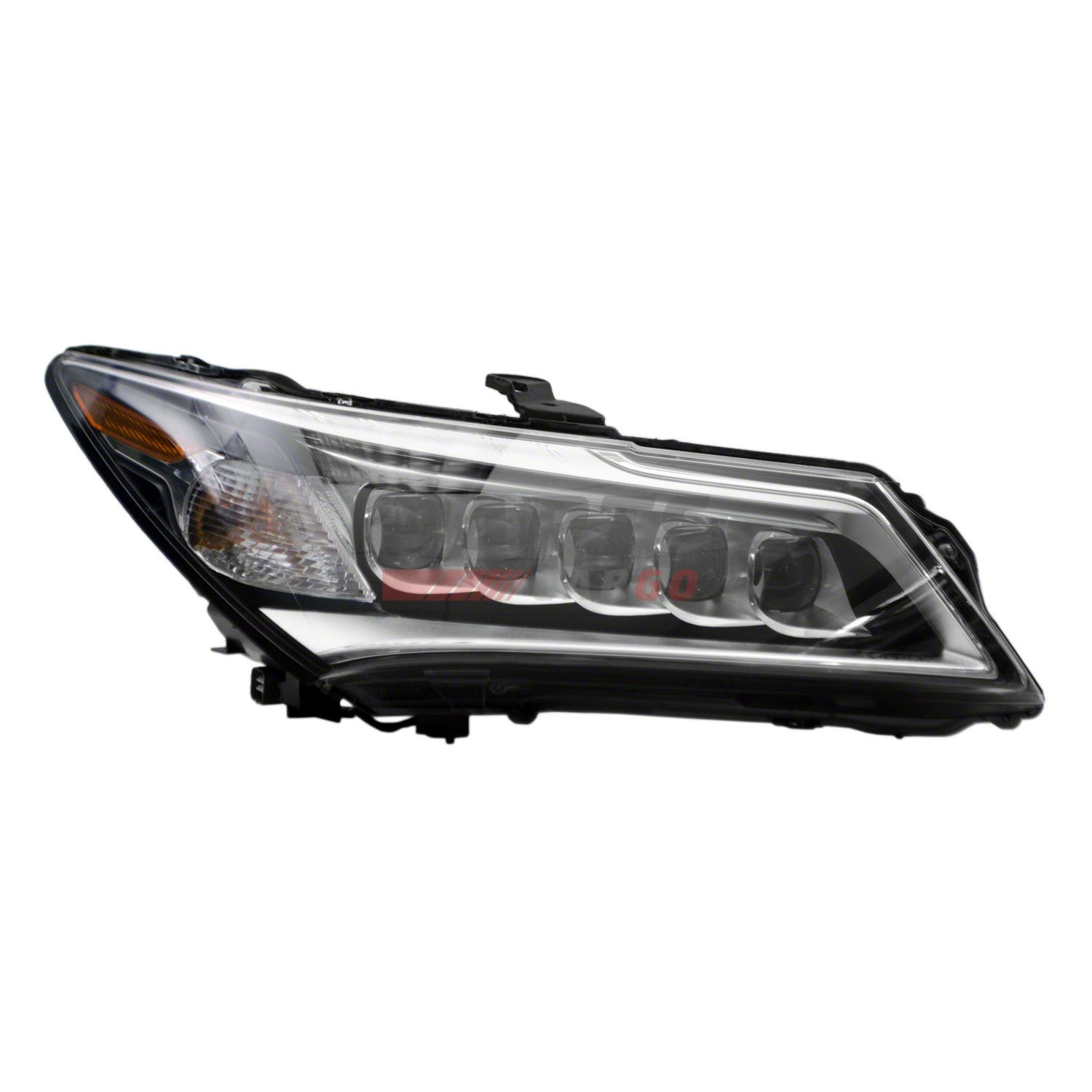 NEW LED HEADLIGHT ASSEMBLY RIGHT SIDE FITS 2014-2016 ACURA