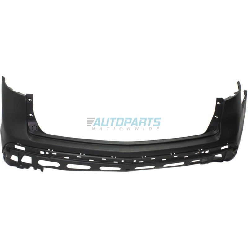 NEW REAR BUMPER COVER PRIMED FITS 2010-2013 ACURA MDX