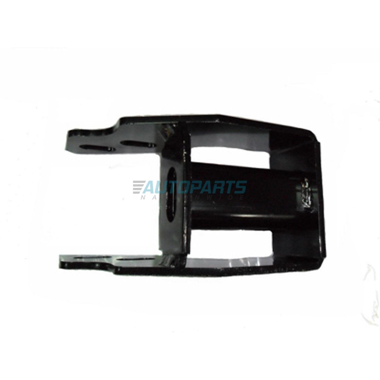 Front LH Or RH Side Bumper Bracket Fits Sierra Silverado 2500 3500 HD GM1066195