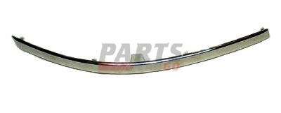 Chrysler Town /& Country 08-10 Rh Right Hand Front Bumper Moulding Chrome