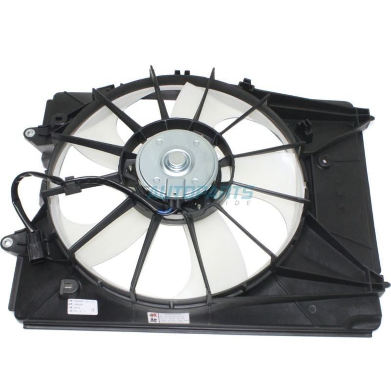 NEW RADIATOR FAN ASSEMBLY RIGHT FITS 2014-2017 ACURA MDX