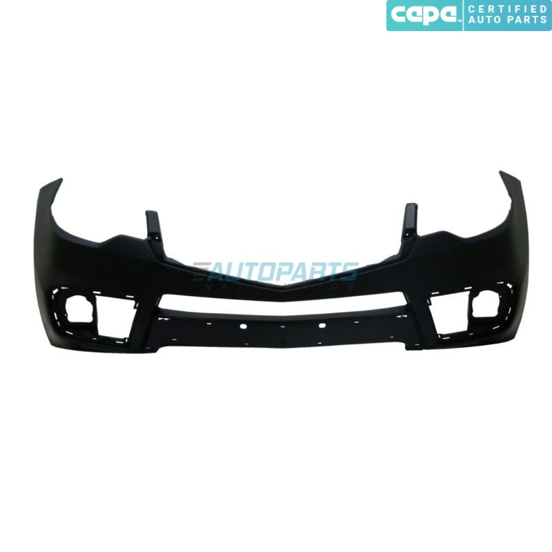 NEW FRONT BUMPER COVER PRIMED FITS 2010-2011 ACURA RDX