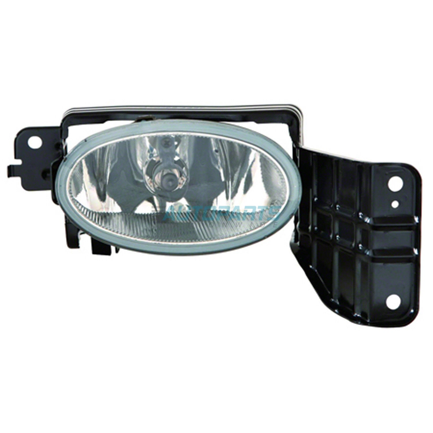 NEW FRONT RIGHT FOG LIGHT ASSEMBLY FITS 2010 HONDA ACCORD