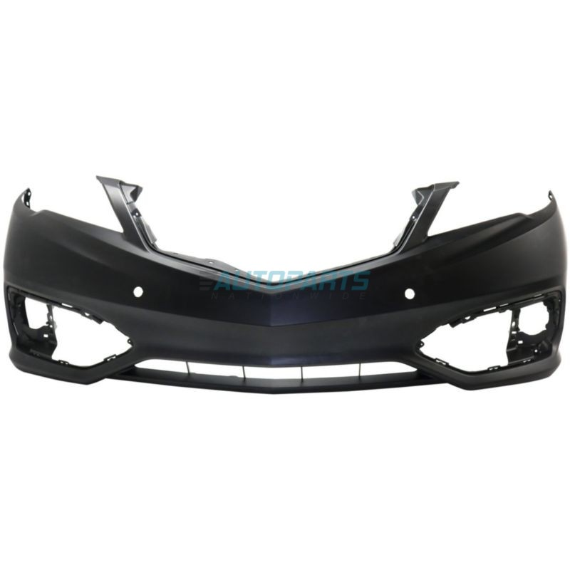 NEW FRONT BUMPER COVER PRIMED FITS 2016-2018 ACURA RDX