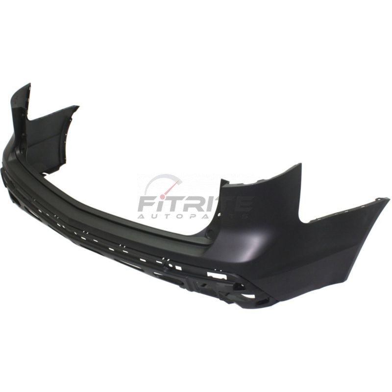 NEW REAR BUMPER COVER PRIMED FOR 2010-2013 ACURA MDX