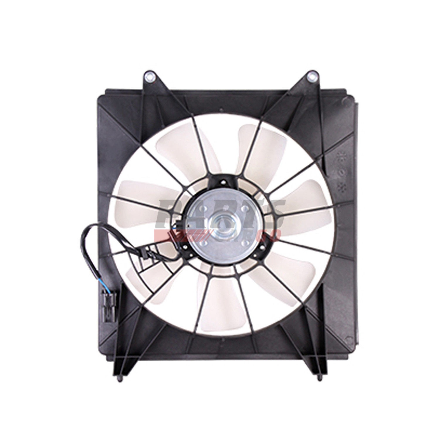 NEW DENSO CONDENSER FAN ASSEMBLY FITS 2009-2013 ACURA TSX