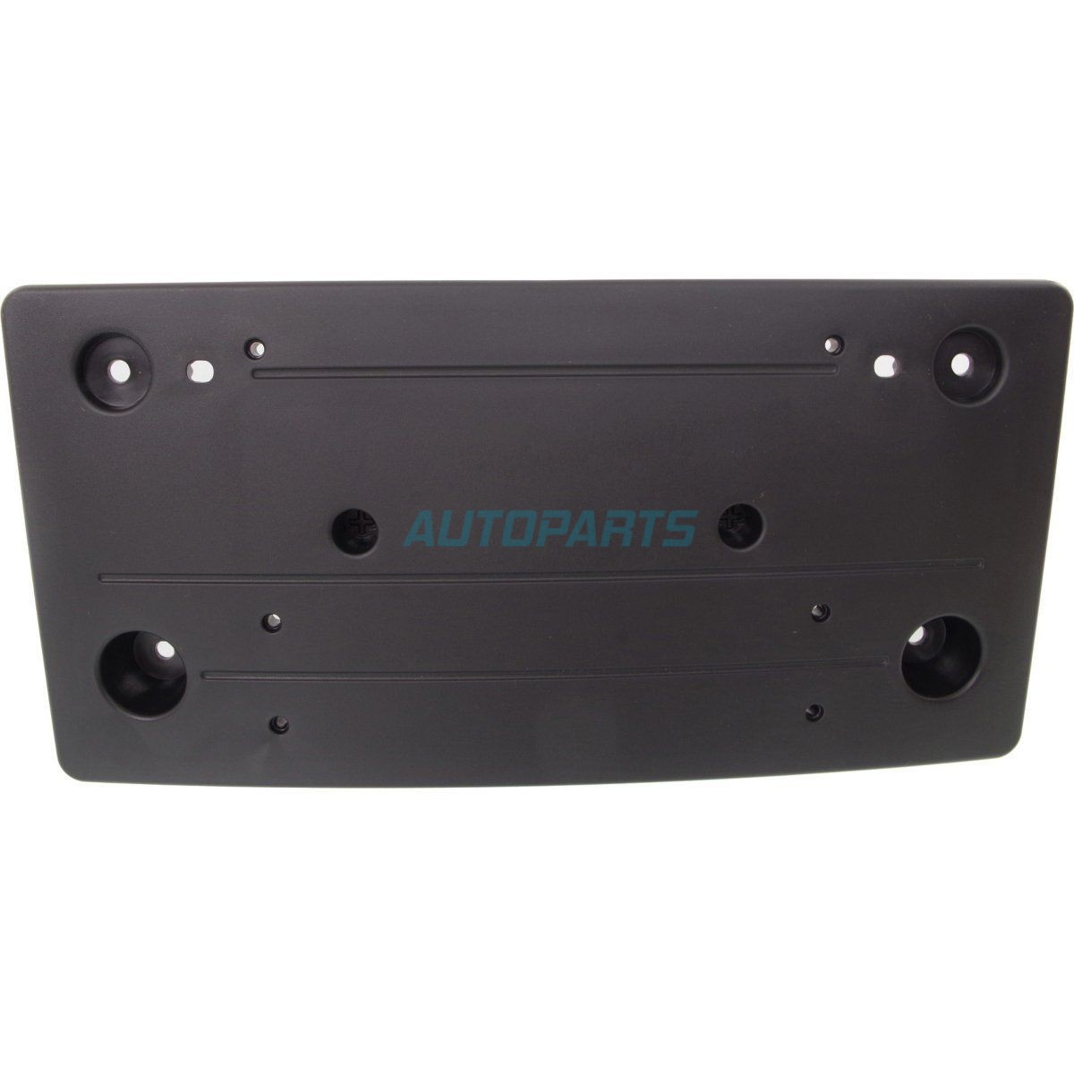 NEW FRONT LICENSE PLATE BRACKET TEXTURED FOR 2014-2018 TOYOTA 4RUNNER TO1068130