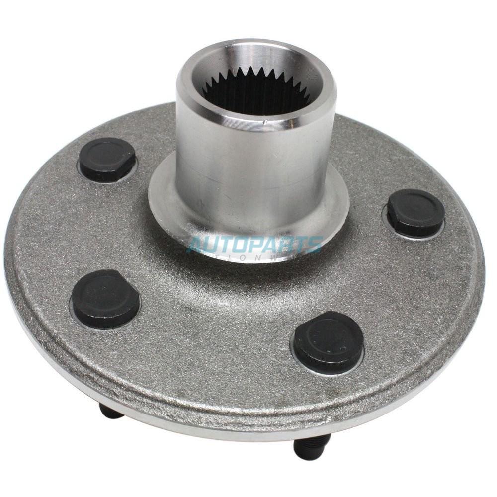 New Rear Lh Or Rh Wheel Bearing  U0026 Hub Assembly Fits 02