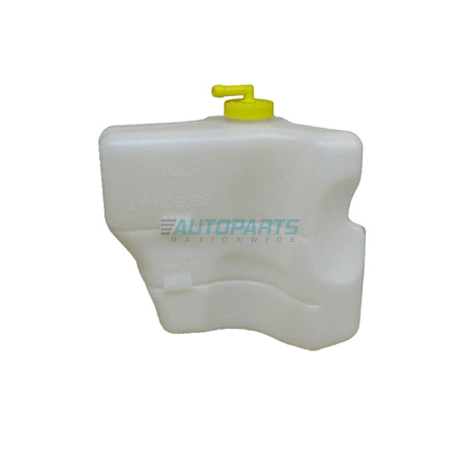 NEW ENGINE COOLANT RECOVERY TANK FITS 2009-2014 ACURA TL