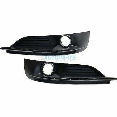 CHRYSLER 200 11-14 FOG LAMP MOLDING RH,Textured,w// Black Trim,Convertible//Sedan