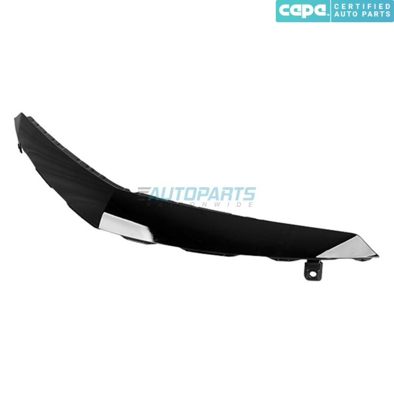 NEW UPPER GRILLE MOLDING PP PLASTIC FITS 2016-2017 ACURA