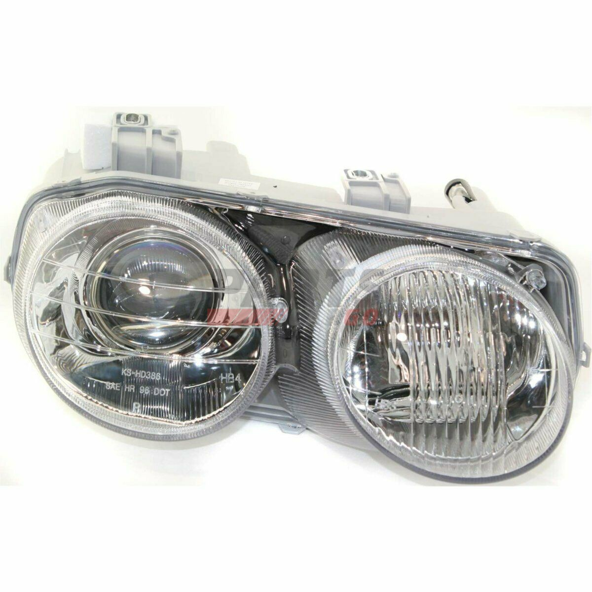 NEW HEAD LAMP LENS AND HOUSING RIGHT FITS 1998-2001 ACURA