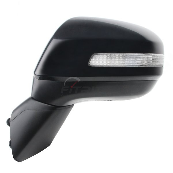 Mirror Compatible with 2012-2013 Honda Civic Power Manual Folding Heated Hybrid Model Paintable Passenger Side