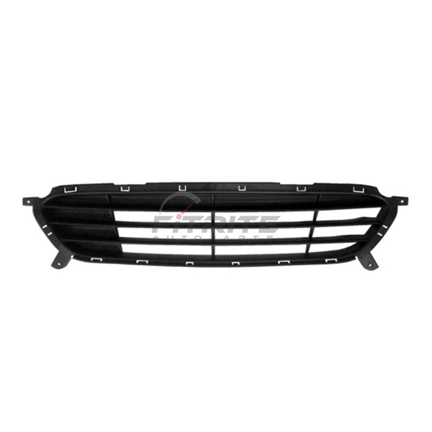 NEW FRONT BUMPER COVER GRILLE FOR 2014-2017 HYUNDAI ACCENT HY1036128C CAPA