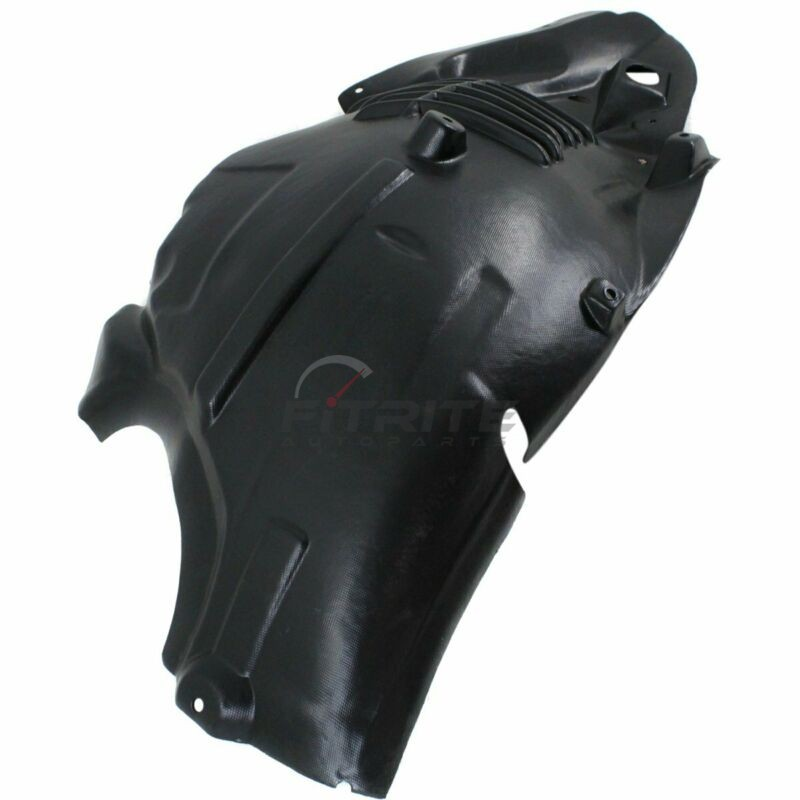 New Fender Splash Shield for Mercedes-Benz E350 MB1249166 2010 to 2013