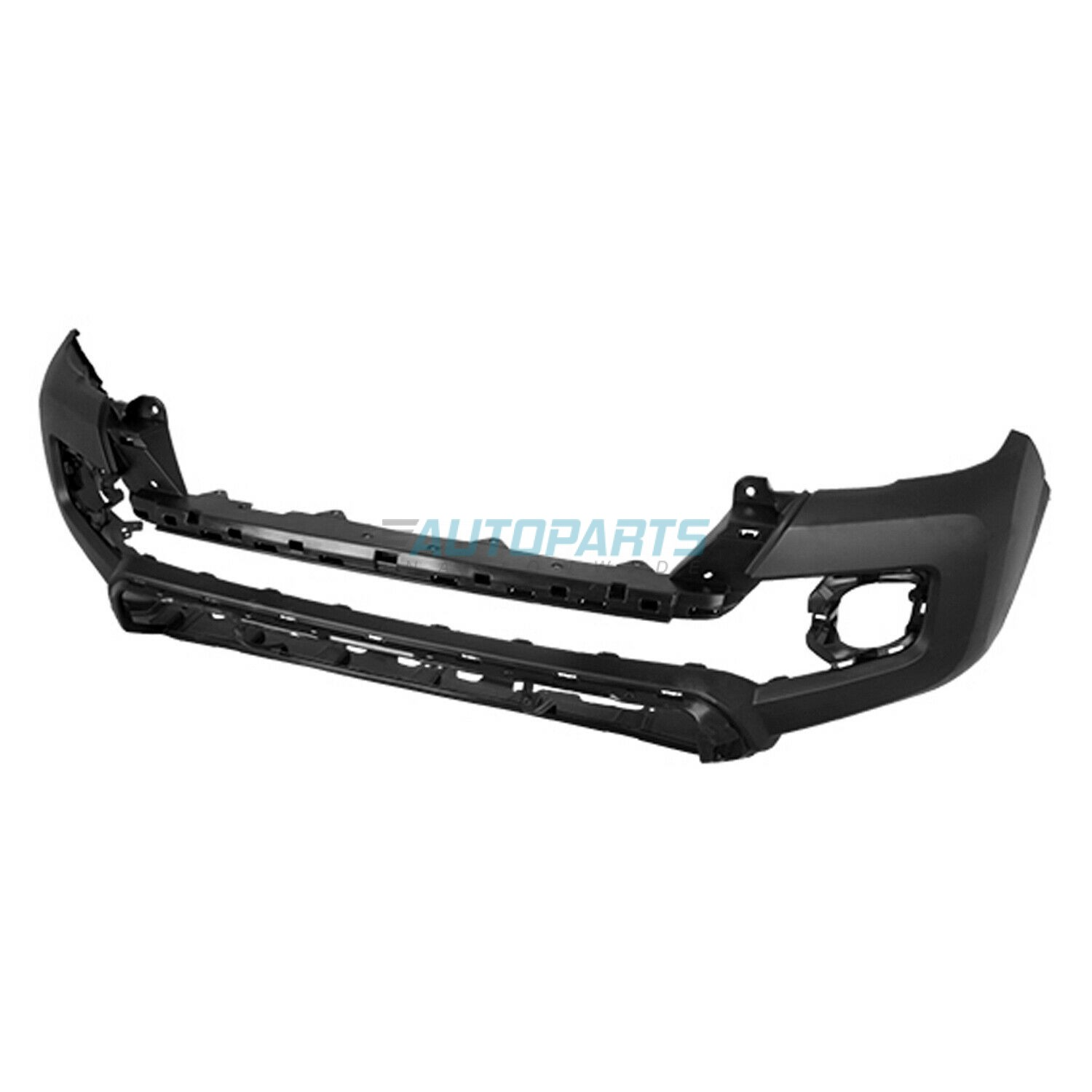 TO1000414C CAPA Certified Front Bumper Cover compatible with 2016-2018 Toyota Tacoma