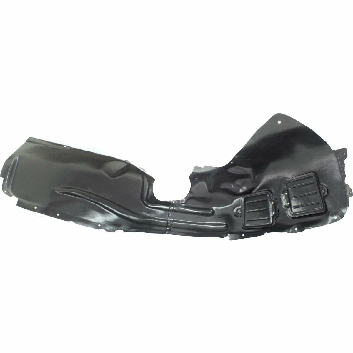 With Off Road Made Of PP Plastic CH1248162 68102265AF New Front Left Driver Side Fender Liner For 2014-2015 Jeep Cherokee With Black Flare