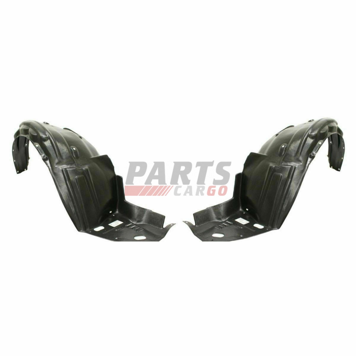 Front Right Passenger Side Fender Liner Fits 2008-2012 Honda Accord 74100TE0A00