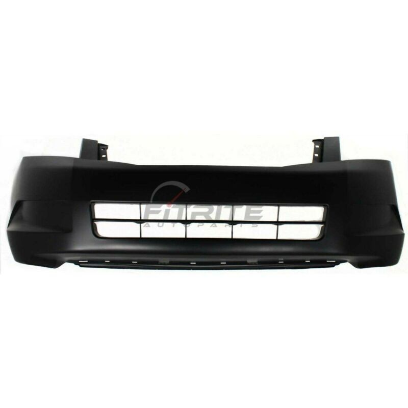 NEW FRONT BUMPER COVER PRIMED FOR 2008-2010 HONDA ACCORD
