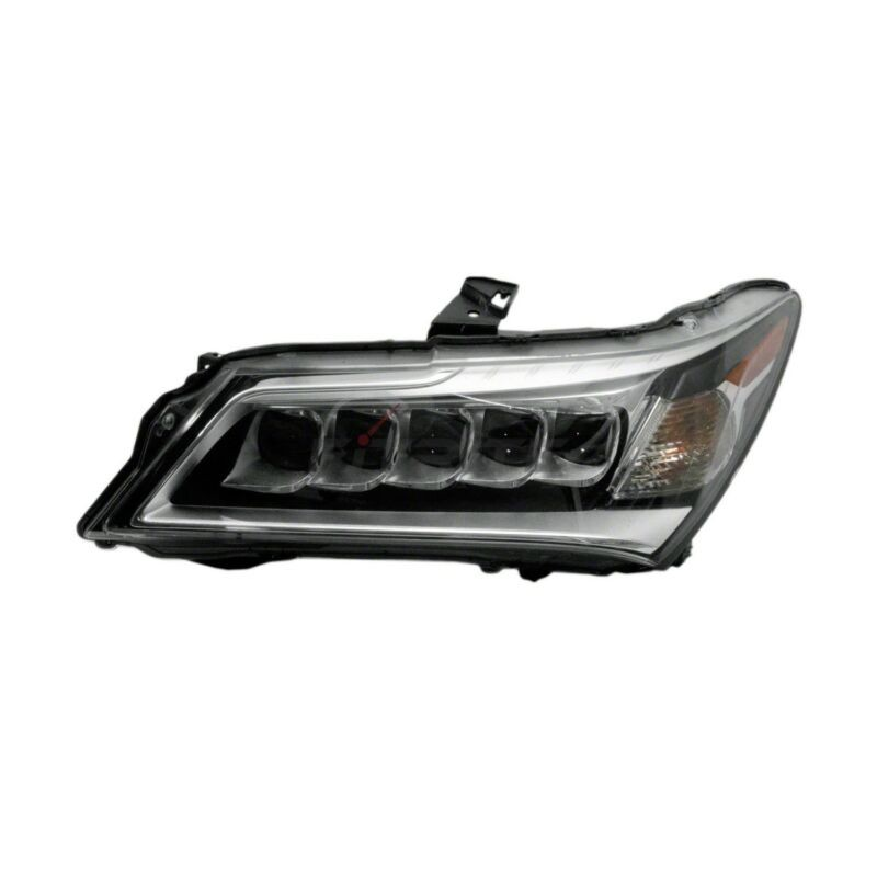 NEW LEFT SIDE LED HEADLIGHT ASSEMBLY FOR 2014-2016 ACURA