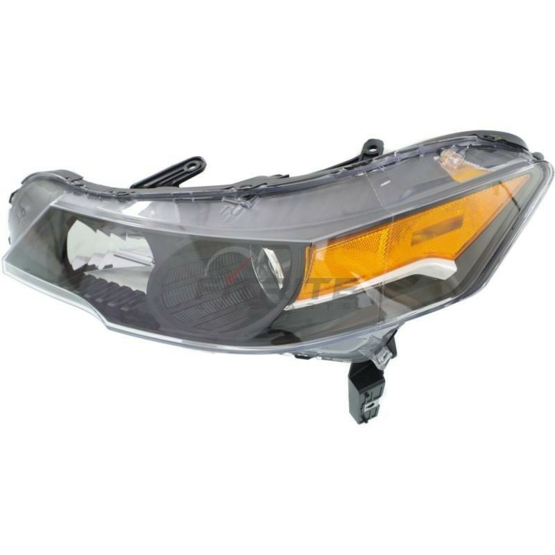 NEW LEFT SIDE HID HEAD LAMP LENS AND HOUSING FOR 2012-2014