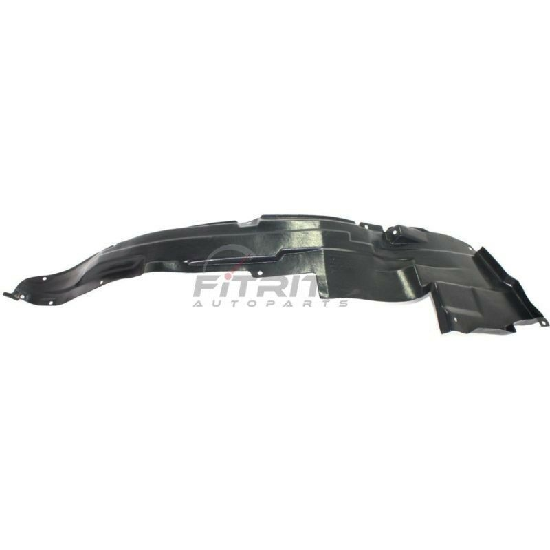 NEW 2007-2011 FITS DODGE NITRO FOR FENDER FRONT LEFT /& RIGHT CH1249140,CH1248140