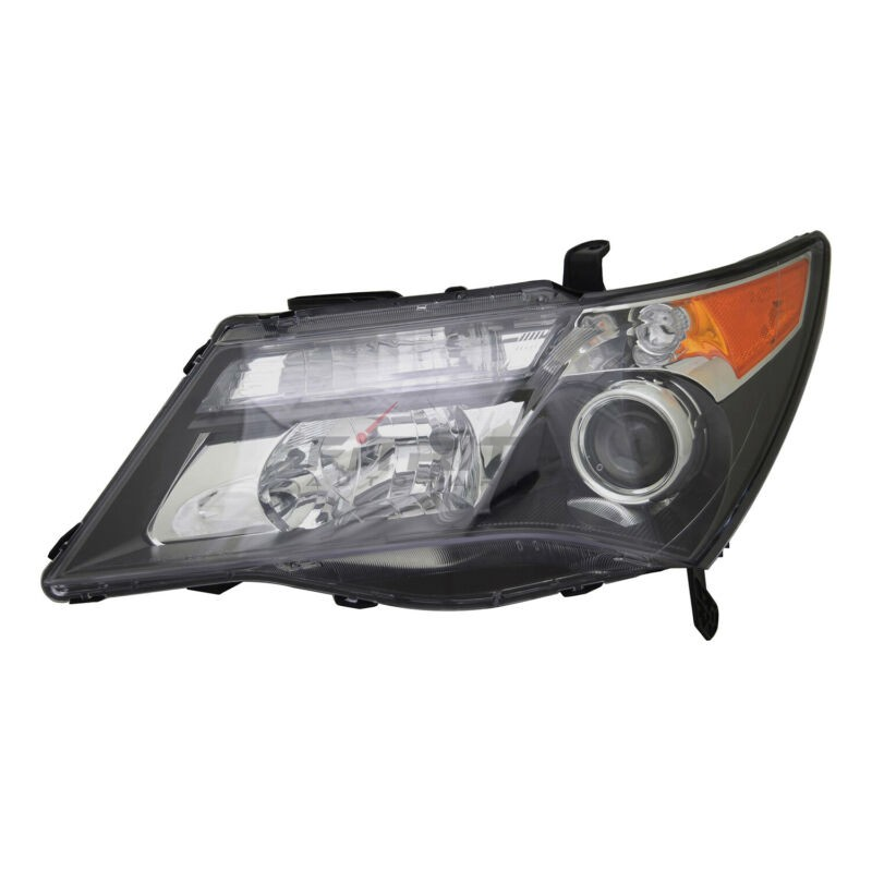 New TYC NSF Left Side Headlight Assembly For 2007-2009