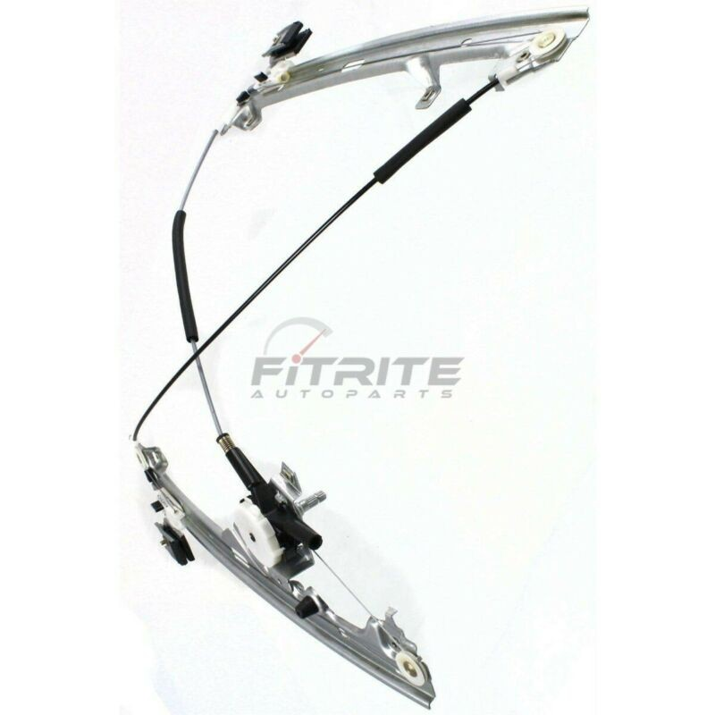 NEW SET OF 2 MANUAL WINDOW REGULATOR FOR 1999-2001