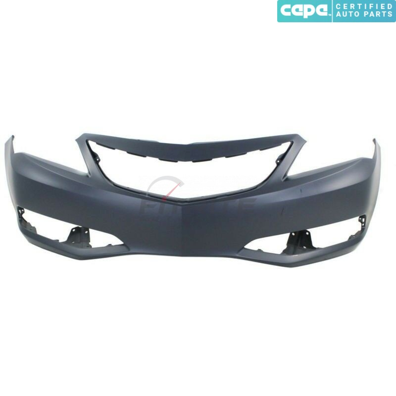 NEW FRONT BUMPER COVER PRIMERED FOR 2013-2015 ACURA ILX