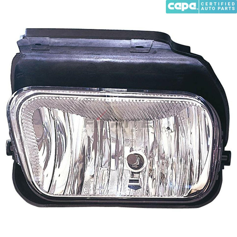 Fog Light For 2004-06 Silverado 1500 2007 Silverado 2500 HD Classic Front Right